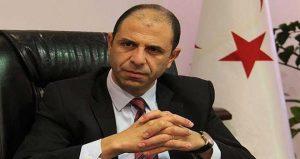 Başbakan Yardımcısı ve Dışişleri Bakanı Kudret Özersay'dan Umman Sultanlığı Dışişleri Bakanı'na taziye mesajı