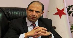 Özersay:  'I am sharing the sorrow of Turkey and the Turkish People'