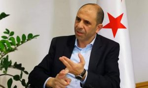 "Özersay, ""We should commence with negotiating of sharing of hydrocarbon resources in order not to be imprisoned to a vicious circle of negotiations"""