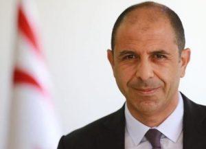 Bakan Özersay'dan Kuveyt Dışişleri Bakanı'na taziye mesajı