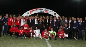 Republic Cup 2018 was held (14 November 2018)