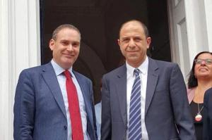 Özersay delivered a speech at Chatham House (18/07/2018)