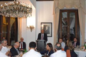 İtalya Temasları (25-28 Kasım 2018)