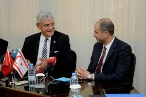 Özersay received Bozkır (18/09/2018)